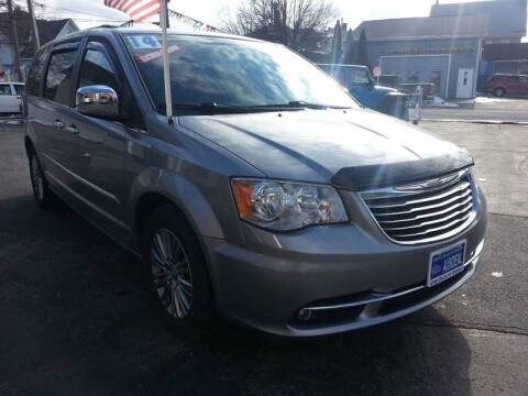 2014 Chrysler Town and Country for sale at GREAT DEALS ON WHEELS in Michigan City IN