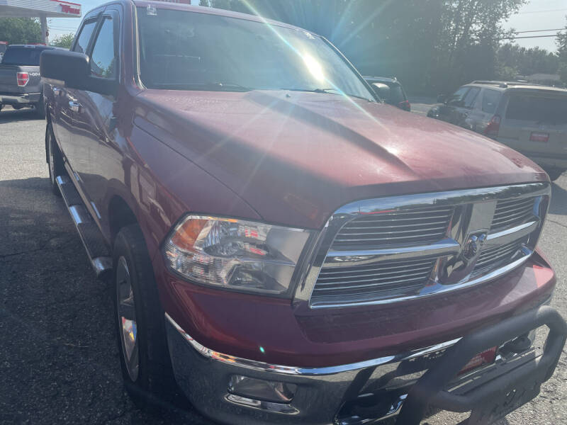 2012 RAM Ram Pickup 1500 for sale at FLORIS AUTO SALES in Anchorage AK