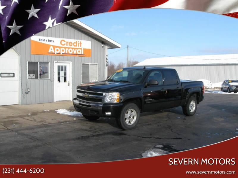 2009 Chevrolet Silverado 1500 for sale at Severn Motors in Cadillac MI