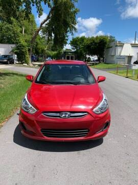 2017 Hyundai Accent for sale at Roadmaster Auto Sales in Pompano Beach FL