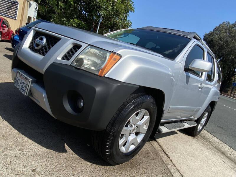 2009 Nissan Xterra for sale at Beyer Enterprise in San Ysidro CA