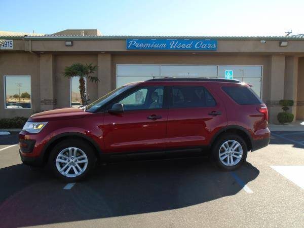 2016 Ford Explorer for sale at Family Auto Sales in Victorville CA