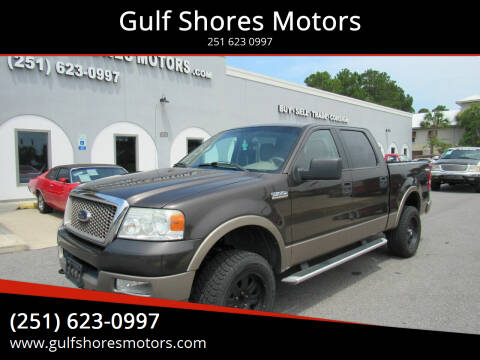 2005 Ford F-150 for sale at Gulf Shores Motors in Gulf Shores AL