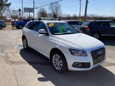 2013 Audi Q5 for sale at JERRY SIMON AUTO SALES in Cambridge NY
