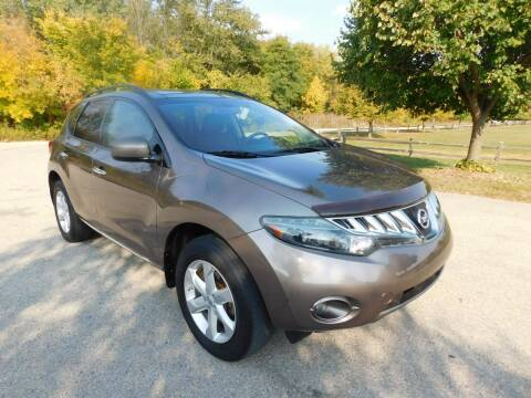 2009 Nissan Murano for sale at Lot 31 Auto Sales in Kenosha WI
