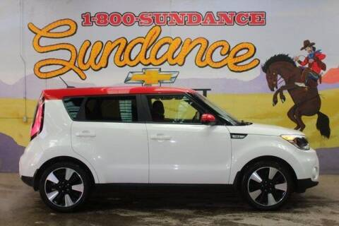 2017 Kia Soul for sale at Sundance Chevrolet in Grand Ledge MI