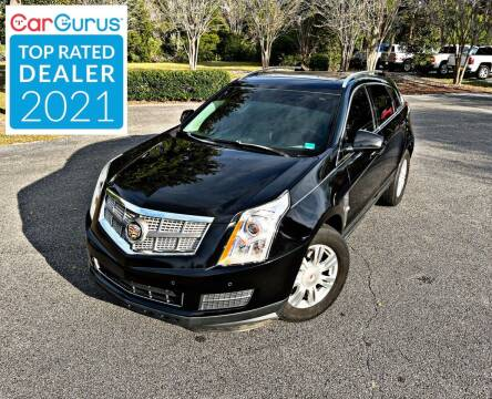 2010 Cadillac SRX for sale at Brothers Auto Sales of Conway in Conway SC