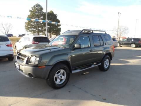2004 Nissan Xterra for sale at America Auto Inc in South Sioux City NE
