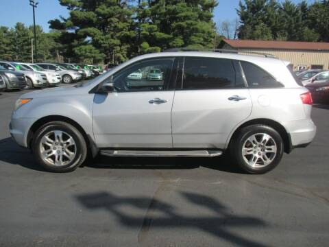 2007 Acura MDX for sale at Home Street Auto Sales in Mishawaka IN