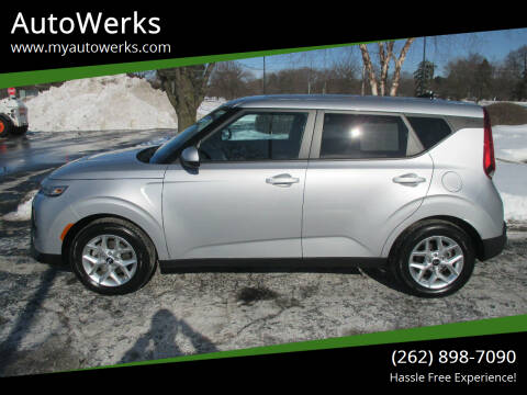 2020 Kia Soul for sale at AutoWerks in Sturtevant WI