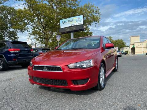 2013 Mitsubishi Lancer for sale at All Star Auto Sales and Service LLC in Allentown PA