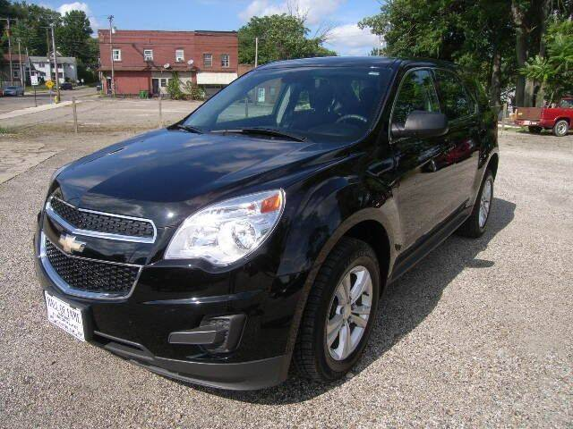 2014 Chevrolet Equinox for sale at HALL OF FAME MOTORS in Rittman OH