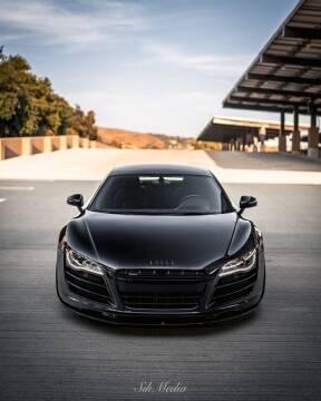 2012 Audi R8 for sale at E.T. Auto Sales Inc. in El Monte CA