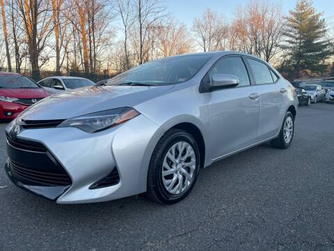 2017 Toyota Corolla for sale at Dream Auto Group in Dumfries VA