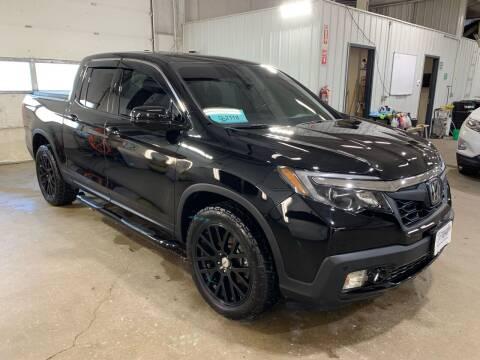 2017 Honda Ridgeline for sale at Premier Auto in Sioux Falls SD