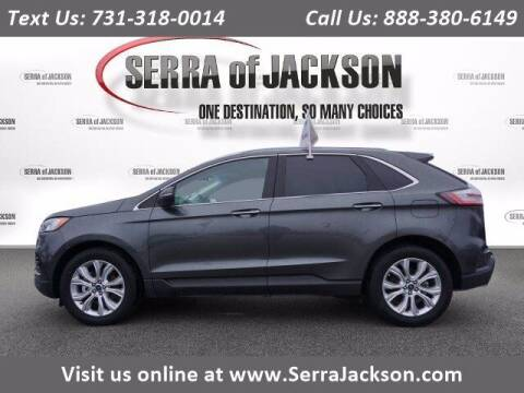 2020 Ford Edge for sale at Serra Of Jackson in Jackson TN