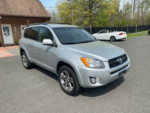 2011 Toyota RAV4 for sale at Suburban Wrench in Pennington NJ