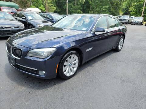 2010 BMW 7 Series for sale at GEORGIA AUTO DEALER, LLC in Buford GA