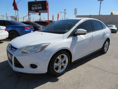 2014 Ford Focus for sale at Moving Rides in El Paso TX