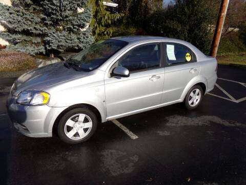 2008 Chevrolet Aveo for sale at Signature Auto Sales in Bremerton WA