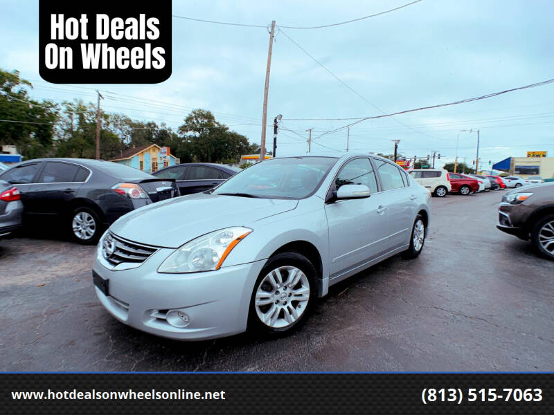 2011 Nissan Altima for sale at Hot Deals On Wheels in Tampa FL