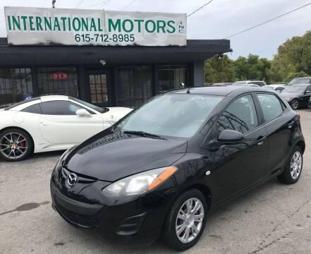 2012 Mazda MAZDA2 for sale at International Motors Inc. in Nashville TN