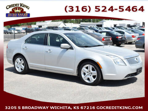 2010 Mercury Milan for sale at Credit King Auto Sales in Wichita KS