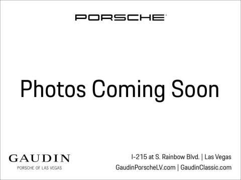 2017 Porsche Panamera for sale at Gaudin Porsche in Las Vegas NV
