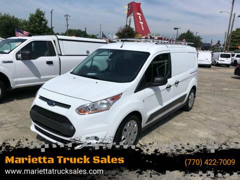 2018 Ford Transit Connect Cargo for sale at Marietta Truck Sales in Marietta GA