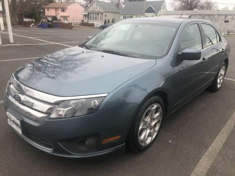 2011 Ford Fusion for sale at EZ Auto Sales , Inc in Edison NJ