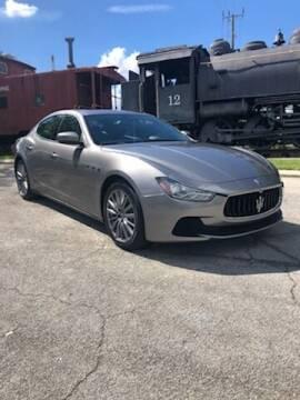 2017 Maserati Ghibli for sale at LAND & SEA BROKERS INC in Pompano Beach FL