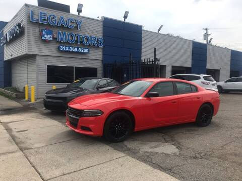 2017 Dodge Charger for sale at Legacy Motors in Detroit MI