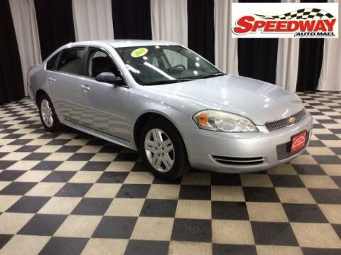 2013 Chevrolet Impala for sale at SPEEDWAY AUTO MALL INC in Machesney Park IL