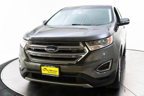 2018 Ford Edge for sale at AUTOMAXX MAIN in Orem UT