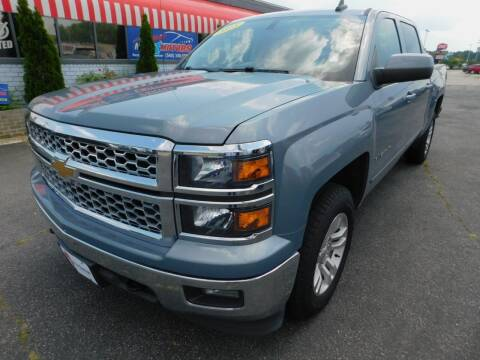 2015 Chevrolet Silverado 1500 for sale at Mack 1 Motors in Fredericksburg VA