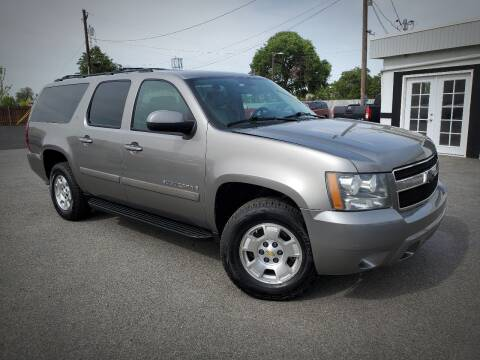 2008 Chevrolet Suburban for sale at Northwest Premier Auto Sales in West Richland And Kennewick WA