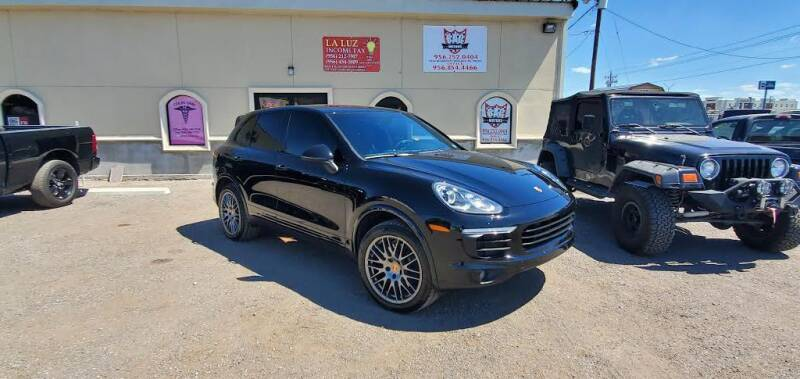 2018 Porsche Cayenne for sale at BAC Motors in Weslaco TX