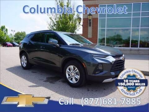 2020 Chevrolet Blazer for sale at COLUMBIA CHEVROLET in Cincinnati OH