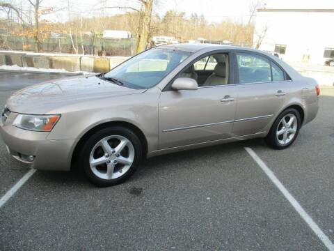 2008 Hyundai Sonata for sale at Route 16 Auto Brokers in Woburn MA