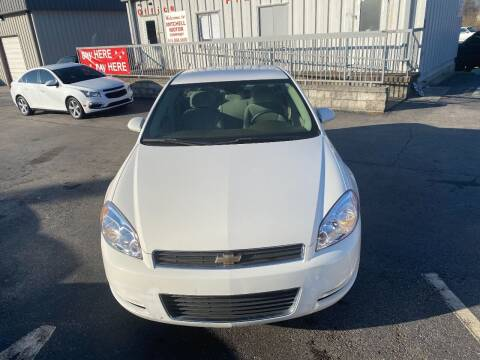 2008 Chevrolet Impala for sale at Mitchell Motor Company in Madison TN