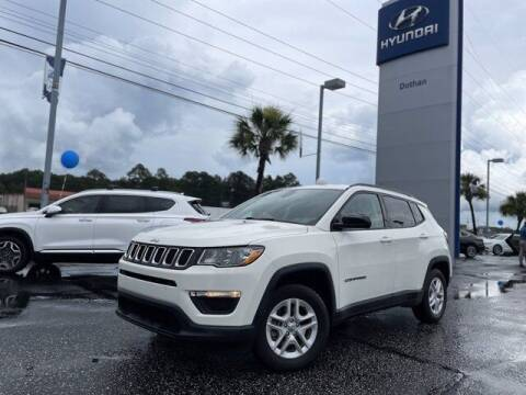 2018 Jeep Compass for sale at Mike Schmitz Automotive Group in Dothan AL