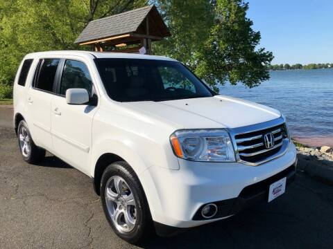 2012 Honda Pilot for sale at Affordable Autos at the Lake in Denver NC