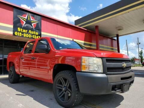 2009 Chevrolet Silverado 1500 for sale at Star Auto Inc. in Murfreesboro TN