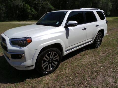 2021 Toyota 4Runner for sale at TIMBERLAND FORD in Perry FL