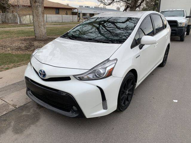 2016 Toyota Prius v for sale at Auto Brokers in Sheridan CO