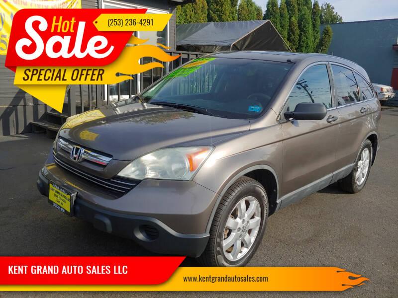 2009 Honda CR-V for sale at KENT GRAND AUTO SALES LLC in Kent WA