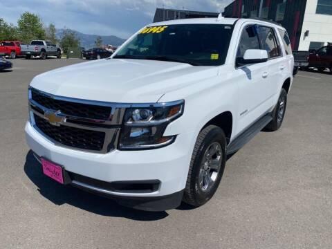 2020 Chevrolet Tahoe for sale at Snyder Motors Inc in Bozeman MT