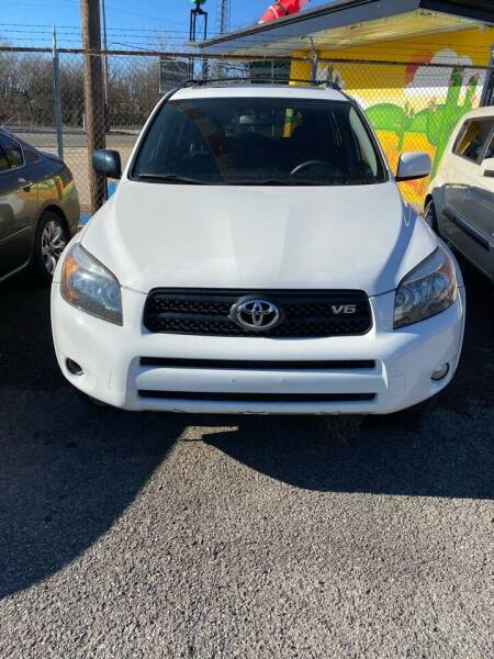2008 Toyota RAV4 for sale at E-Z Pay Used Cars in McAlester OK