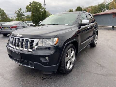 2013 Jeep Grand Cherokee for sale at Newcombs Auto Sales in Auburn Hills MI