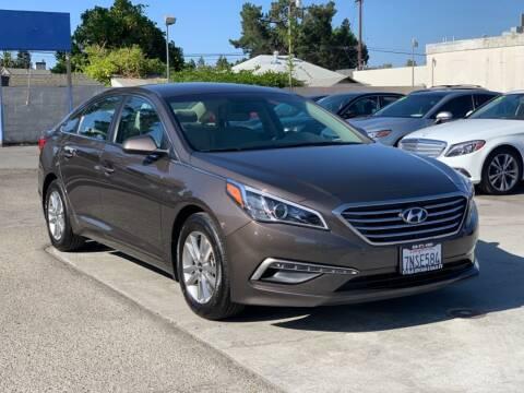 2015 Hyundai Sonata for sale at H & K Auto Sales & Leasing in San Jose CA